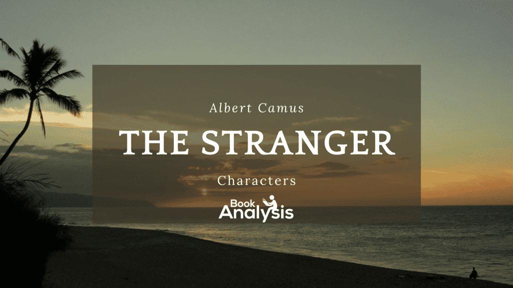 The Stranger Character List 1