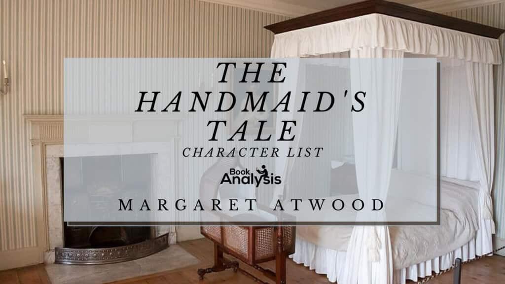 The Handmaid's Tale Character List