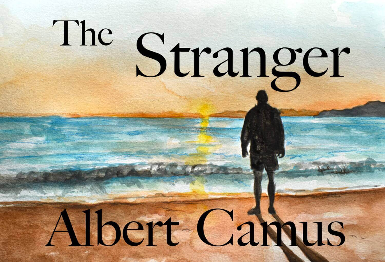 The Stranger by Albert Camus Artwork
