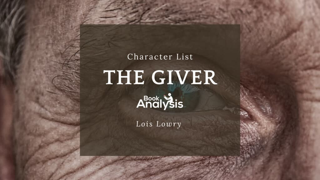 The Giver Character List