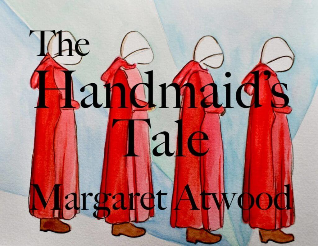 The Handmaid's Tale by Margaret Atwood Artwork