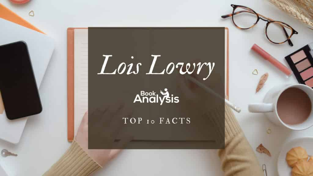 Top 10 Facts about Lois Lowry