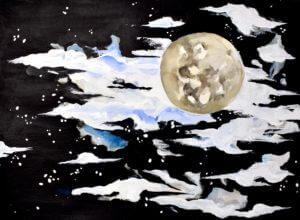 Night by Elie Wiesel artwork