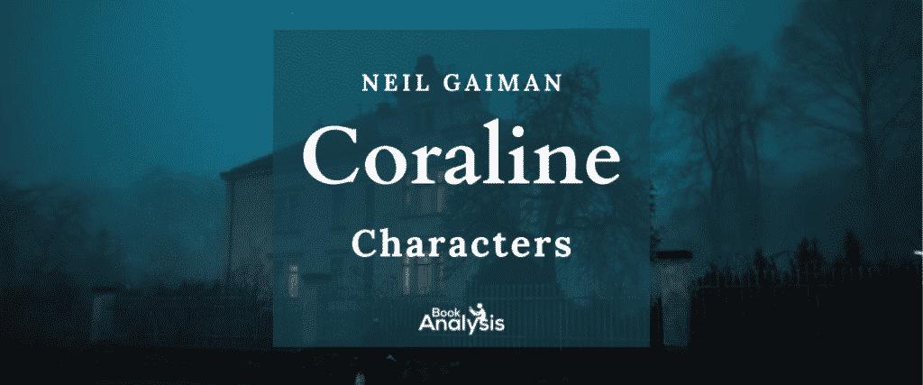 Coraline Character List