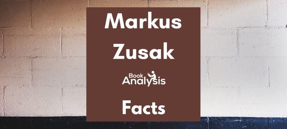 Markus Zusak Facts