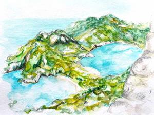Treasure Island by Robert Louis Stevenson Artwork