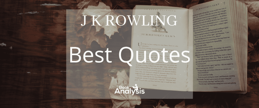 J.K. Rowling Best Quotes