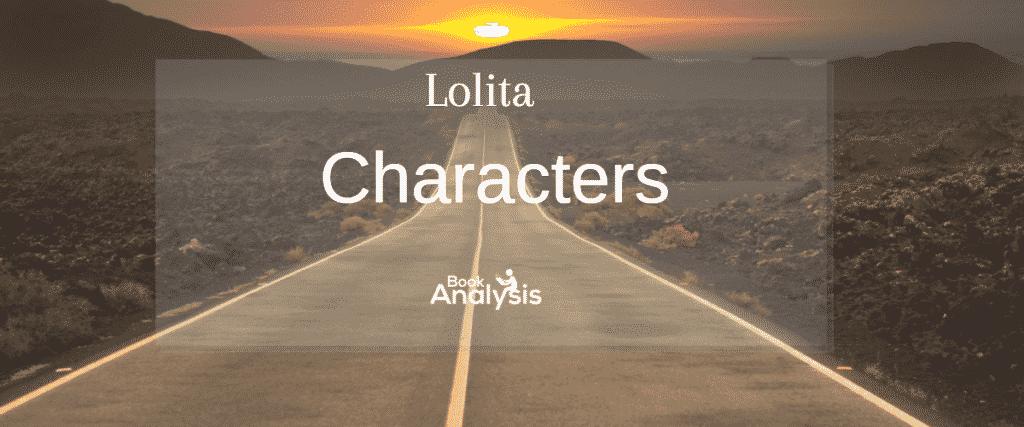Lolita Character List