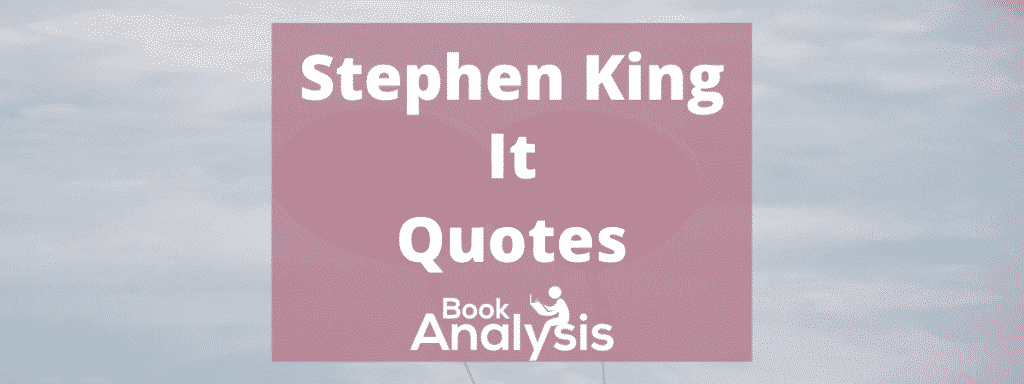 Quotes from It by Stephen King